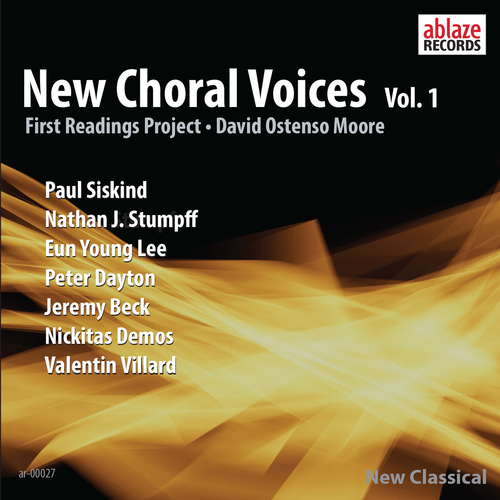 New Choral Works